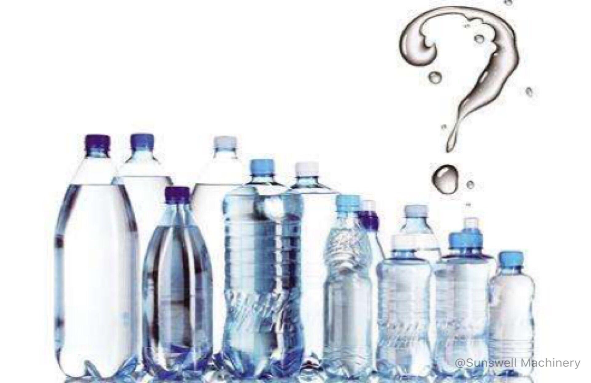 瓶装饮用水