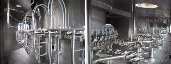 无菌液体灌装机的详细信息